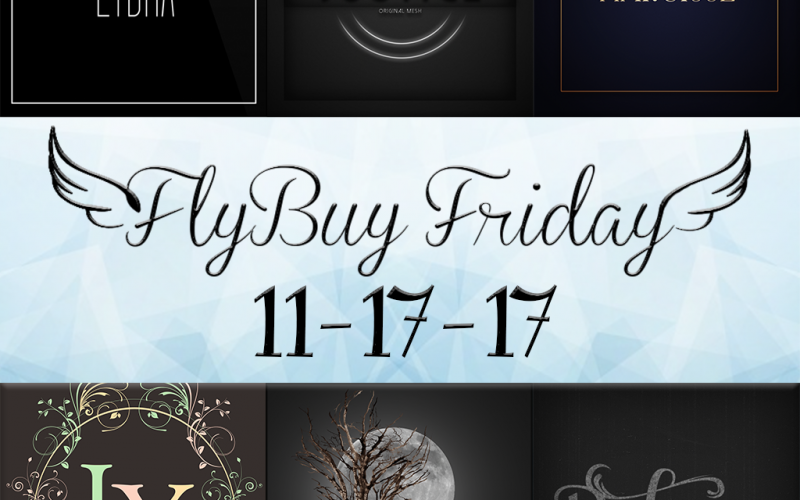 Fly Buy Fridays Catalog – Nov. 17