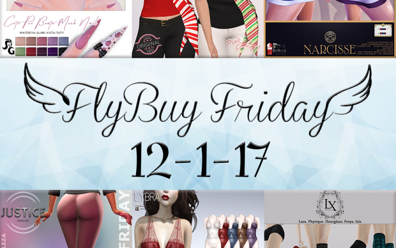 Fly Buy Fridays Catalog – Dec. 1