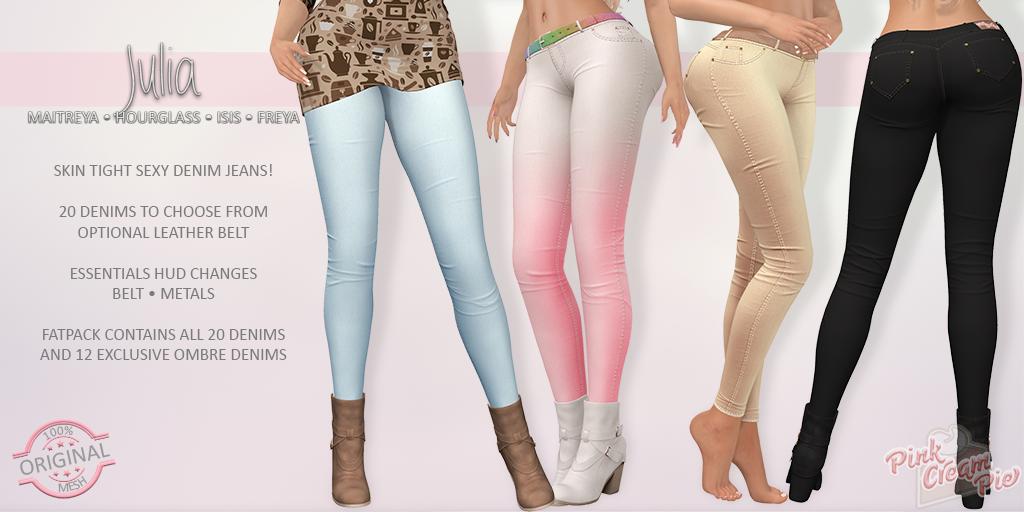 ULTRA Release :: Julia Jeans