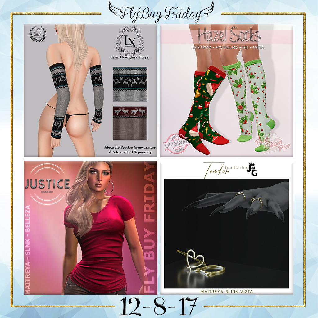 Fly Buy Fridays Catalog – Dec. 8
