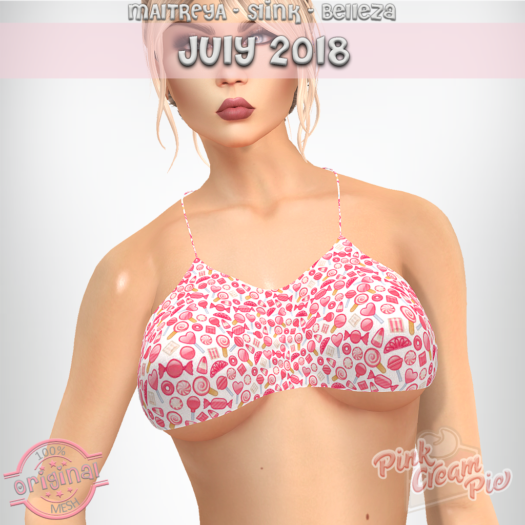 JULY GROUP GIFT 2018