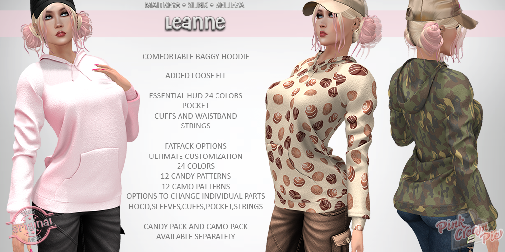NEW RELEASE :: LEANNE