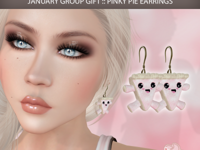 JANUARY GROUP GIFT 2019