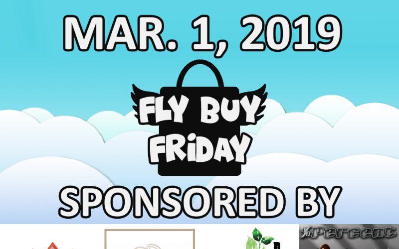 Fly Buy Fridays Catalog – March.1