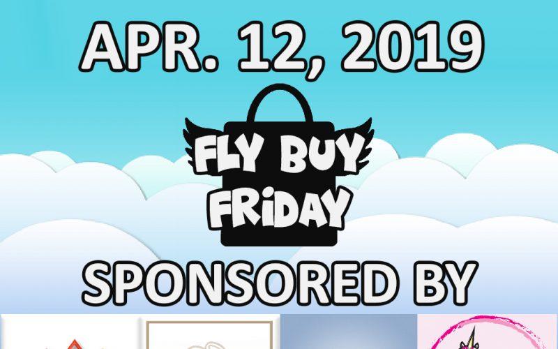 Fly Buy Fridays Catalog – April.12