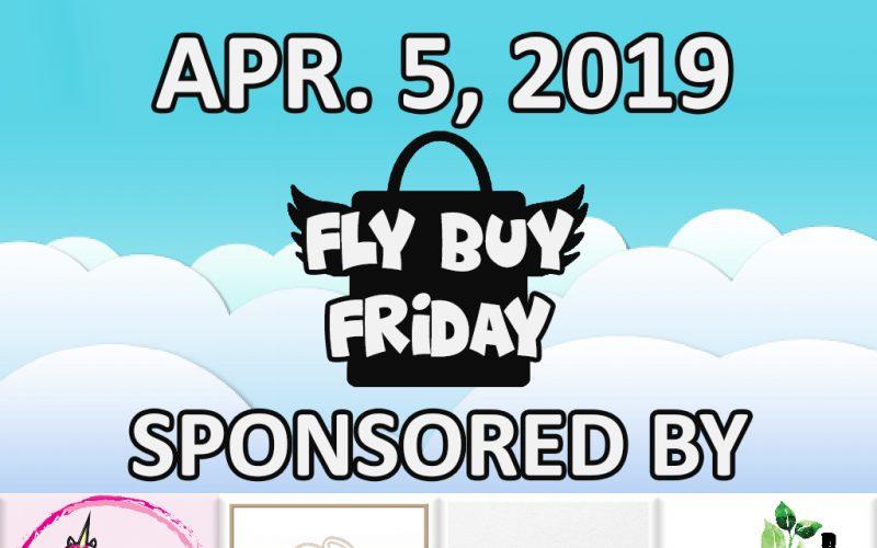 Fly Buy Fridays Catalog – April.5
