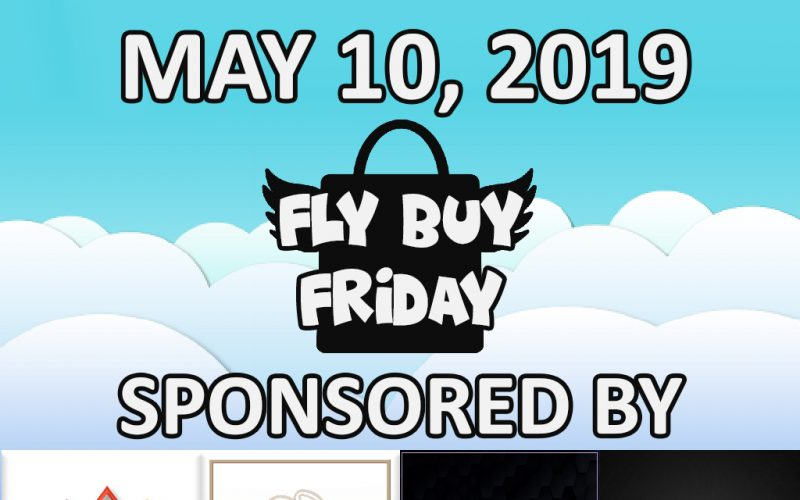 Fly Buy Fridays Catalog – May.10