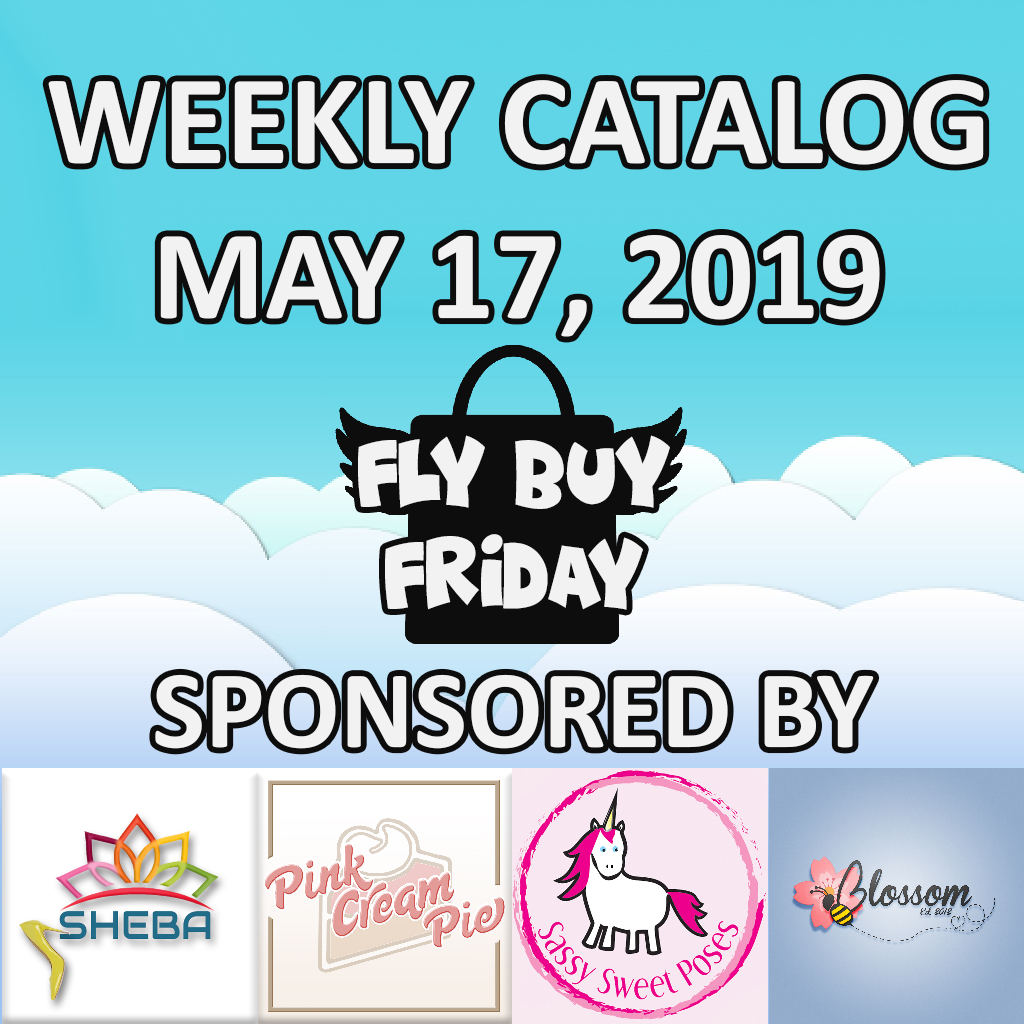 Fly Buy Fridays Catalog – May.17
