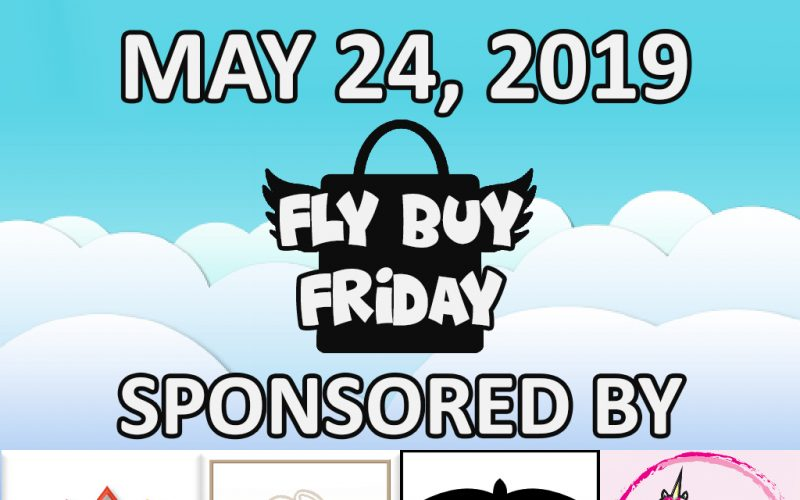 Fly Buy Fridays Catalog – May.24