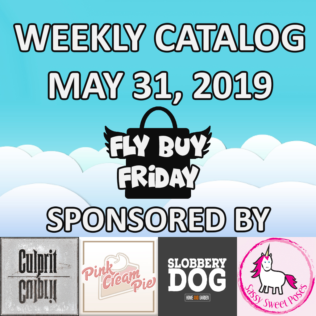 Fly Buy Fridays Catalog – May.31
