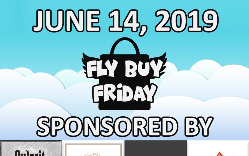 Fly Buy Fridays Catalog – June.14