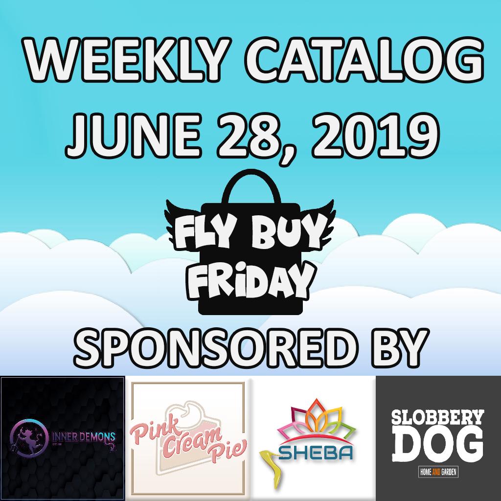 Fly Buy Fridays Catalog – June.28