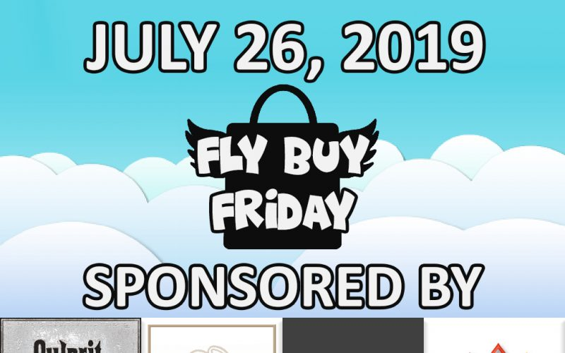Fly Buy Fridays Catalog – July.26