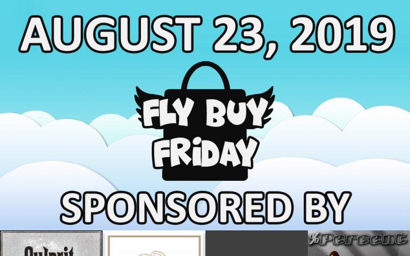 Fly Buy Fridays Catalog – August.23