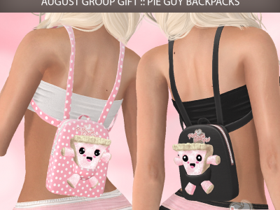 AUGUST GROUP GIFT 2019