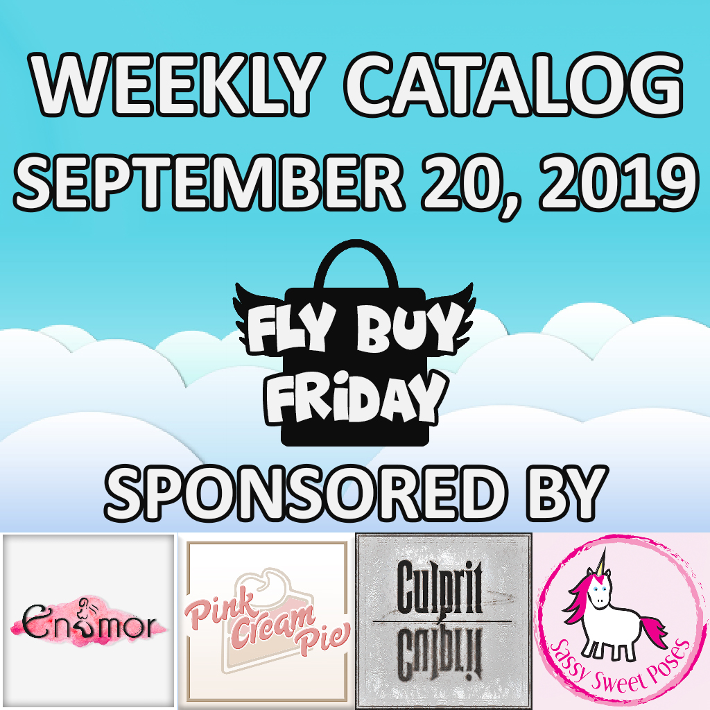 Fly Buy Fridays Catalog – September.20