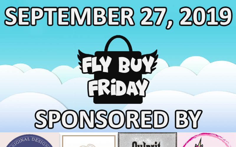 Fly Buy Fridays Catalog – September.27