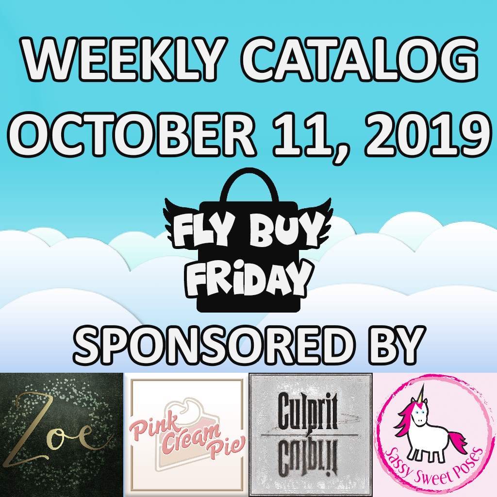 Fly Buy Fridays Catalog – October.11