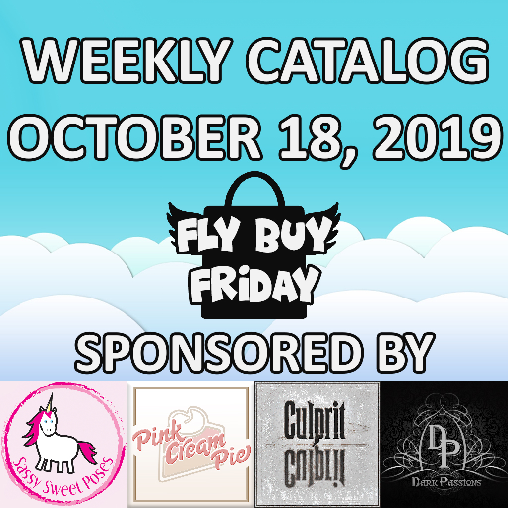 Fly Buy Fridays Catalog – October.18