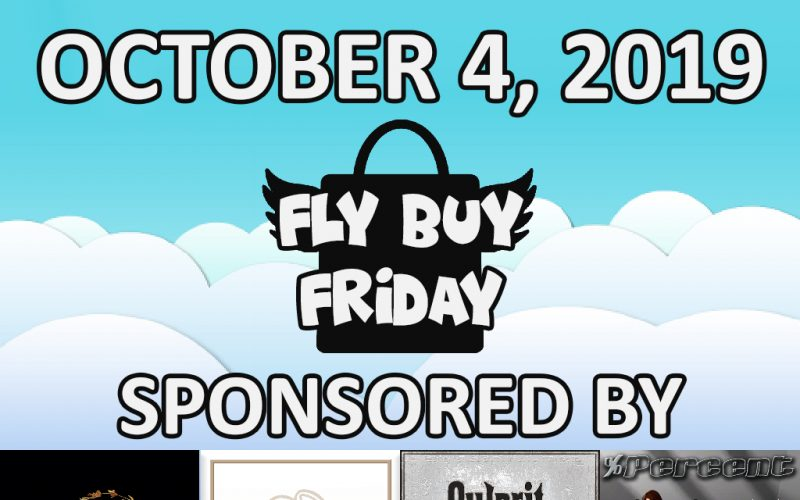 Fly Buy Fridays Catalog – October.4