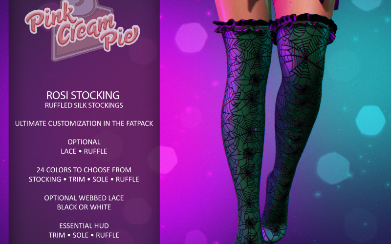 Rosi Stockings @ Trick or Treat Lane