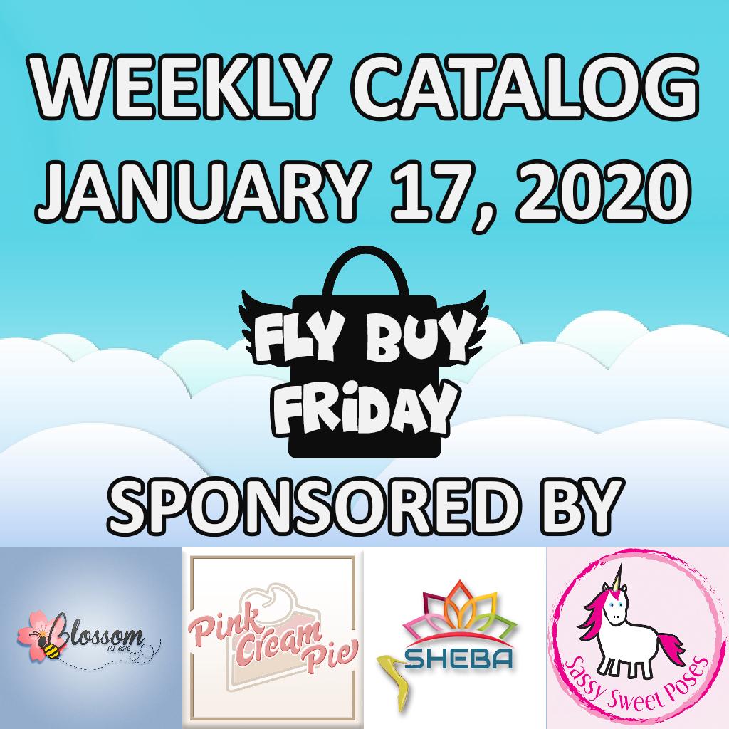 Fly Buy Fridays Catalog – January.17