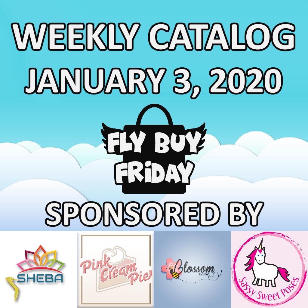 Fly Buy Fridays Catalog – January.3