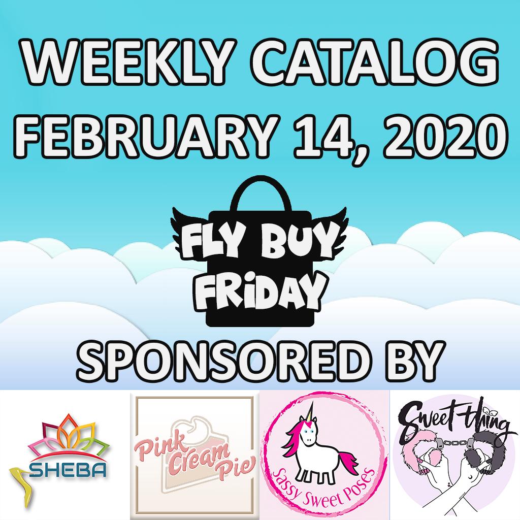 Fly Buy Fridays Catalog – February.14