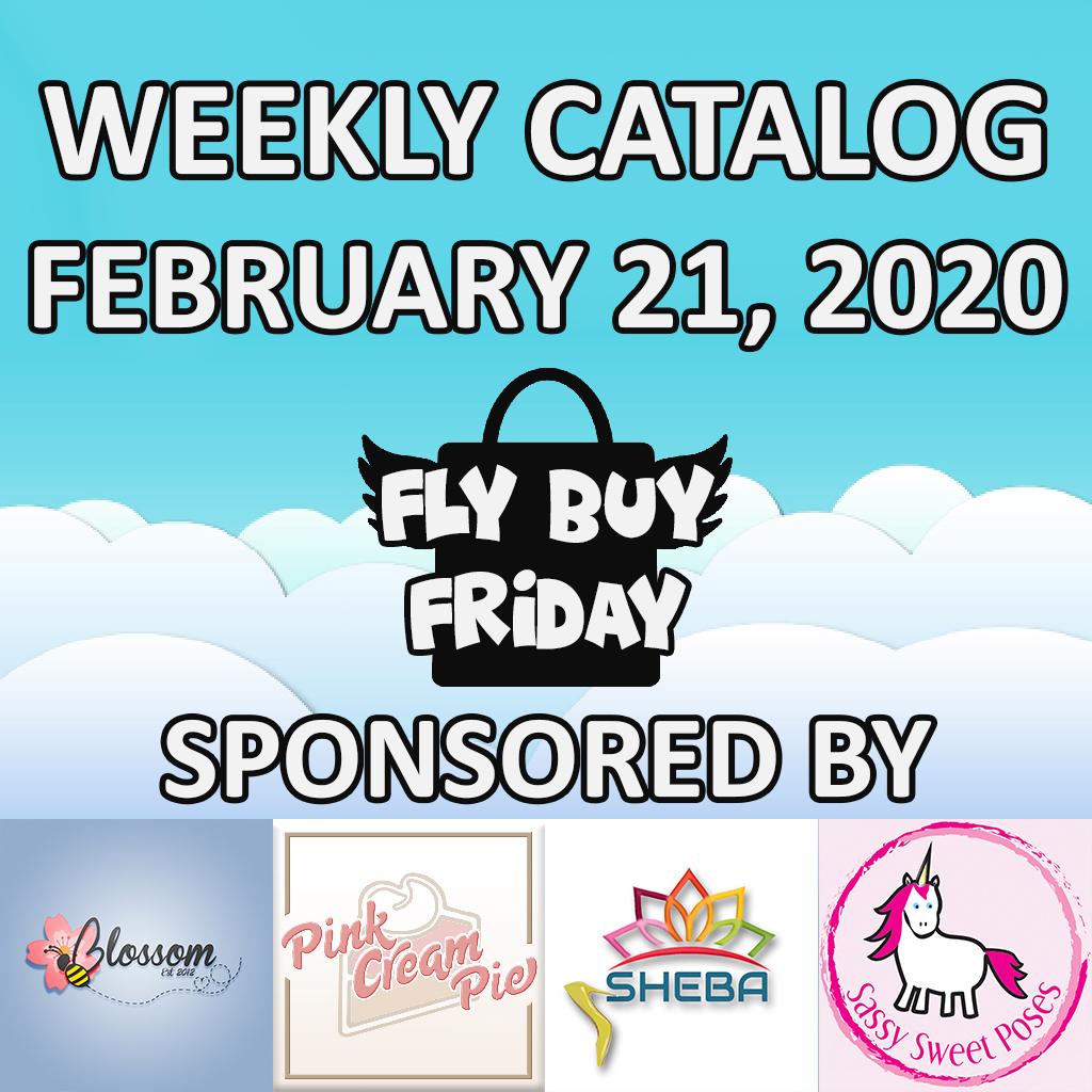 Fly Buy Fridays Catalog – February.21