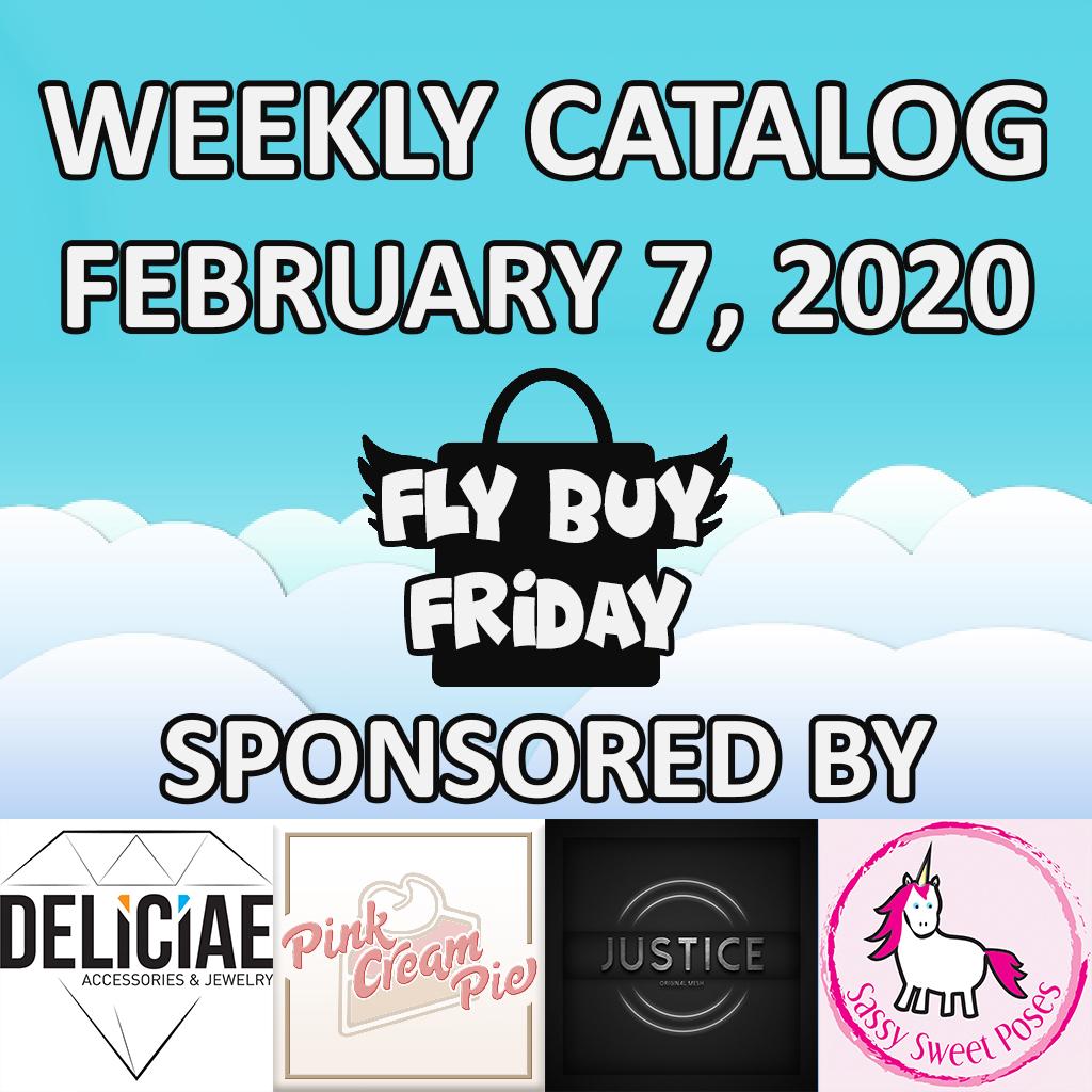 Fly Buy Fridays Catalog – February.7